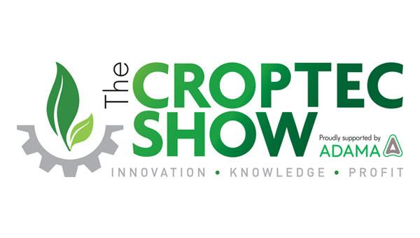 the croptec show logo